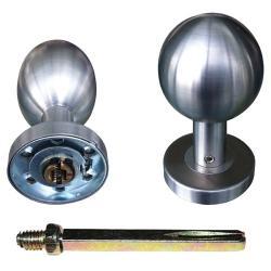 Stainless steel door handle - P422608