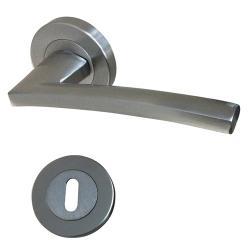 Zinc door handle - D432681