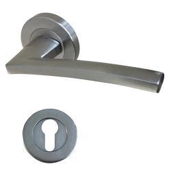 Zinc door handle - D432682