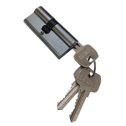 Cylinder 68 mm cp with 3 keys