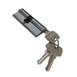 Cylinder 82 mm cp with 3 keys