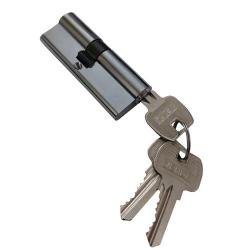 Cylinder 90 mm cp with 3 keys